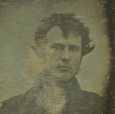 Take a look at the world's first ever 'selfie' – made in 1839