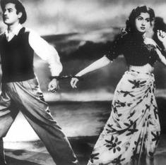 Even before 'Pyaasa', the shadows had started gathering in Guru Dutt's 'Mr & Mrs 55'