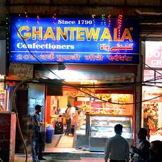 How Mughal-era sweet shop Ghantewala survived big upheavals only to succumb to a small tremor