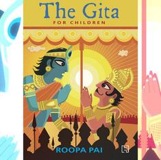 A new book teaches youngsters to think like Arjuna on the battlefield