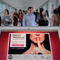 The breach at extramarital affair website Ashley Madison reveals the rise of moralist hacker