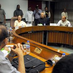 Rajnath Singh shows willingness to end Parliament logjam – but will Modi and Jaitley agree?