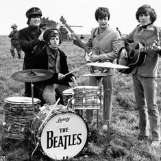 The Beatles, Help! and the creation of the modern British man