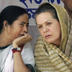 Why Sonia's hug for Mamata is unlikely to bring Congress closer to Trinamool