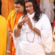 How I intend to become India's next godman