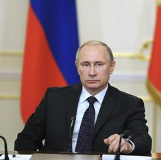 The military gambit behind Putin's Arctic ambitions for Russian oil