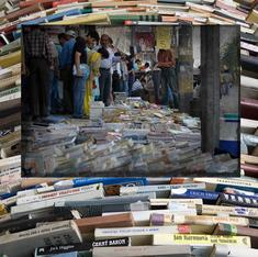 Can you sell your old books without breaking the law?