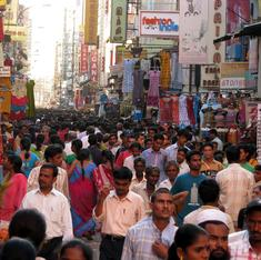 Census data by religion: Growth rates of all religious communities in India are falling