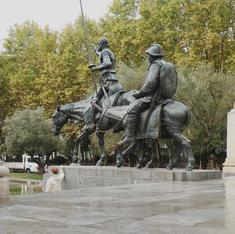What Don Quixote has to say to Spain about today's immigrant crisis