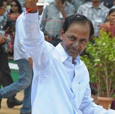How KCR and Chandrababu have turned personal rivalry into a contest between Telangana and AP