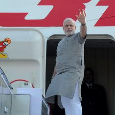 While Modi jets from Fiji to Mongolia, India is losing influence in its own backyard