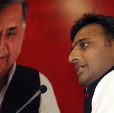 Feud may be brewing in Samajwadi Party as Mulayam hints he may return to UP CM's post