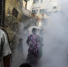 Delhi is fighting its worst dengue outbreak in five years – and it might get worse