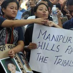 Manipur's dilemma: Can there be hills without valleys?