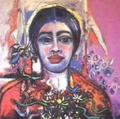 In Karachi, a pre-eminent artist's promise survives long after his death
