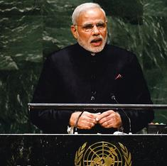 Full text: Global partnership must work to put clean energy within the reach of all, Modi tells UN