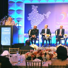 Full text: India needs M-Governance – mobile governance, Modi tells Silicon Valley titans