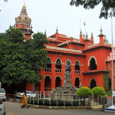 Madras High Court: 'Never before has it fallen to such low levels,' said the CJI