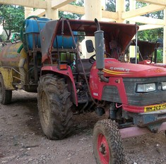 After years of drought, Marathwada is under threat of losing its last rescuer:  Water tankers