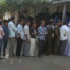 Waiting in queue is definitely not a game Pakistanis like to play