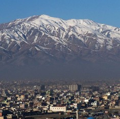 Poetry and love, violence and uncertainty, all in a day in Kabul