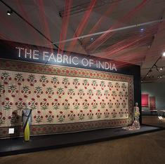 London's V&A tells the story of how Indian textiles conquered the world