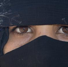 A Pakistani woman's insistence on niqab might change the course of Canadian elections
