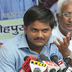 Hardik Patel threatens to disrupt India-South Africa Rajkot ODI