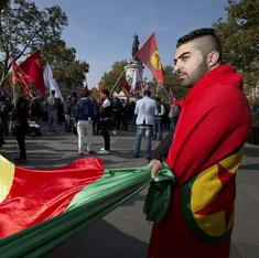 Turkish-Kurdish conflict spills over into Europe