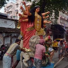 The amateur's guide to the Kolkata Durga Pujo
