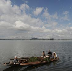 The Kashmir problem no one talks about: Its water bodies are disappearing
