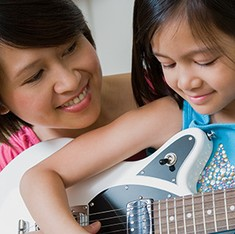 Jamming with your toddler: How music trumps reading for childhood development