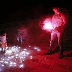 Why Diwali is such a dreadful time for so many children in Delhi