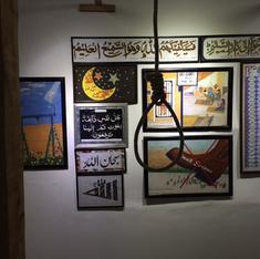 In pictures: Artworks by death row inmates, underprivileged kids seek to build bridges in Pakistan