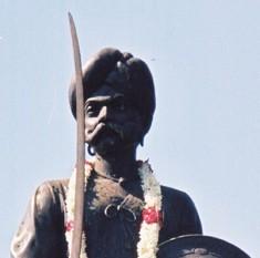 The original legend of how Kempe Gowda founded Bengaluru