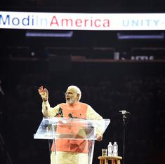 Why are so many in the Hindu diaspora completely taken with Modi?