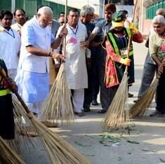 Of cess and cesspools: How to use the funds collected in the name of Swachh Bharat