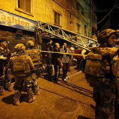 Islamic State's Beirut attack has exposed Lebanon's perilous fragility
