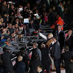 Modi rocked Wembley. Would India allow the Bangladeshi leader to do a similar show in Delhi?