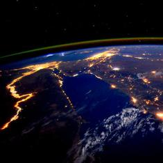 Photos: Out of this world images from astronaut Scott Kelly's #YearInSpace