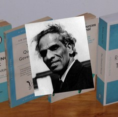 How a young man from Calicut became the publisher who helped change British thinking