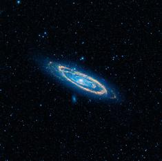 The universe's resolution limit: why we may never have a perfect view of distant galaxies