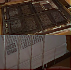 Video: This is how they used to make books