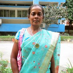 Meet Heera, the panchayat leader who lives alone but fights for all