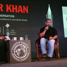 Aamir Khan isn't alone: I too am a little afraid of living in India