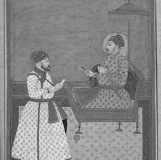 In Mughal India, good literary taste was part of a bureaucrat's job description