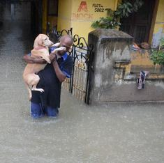 As Chennai sinks, the difference between genuine charity and corporate storytelling becomes clear