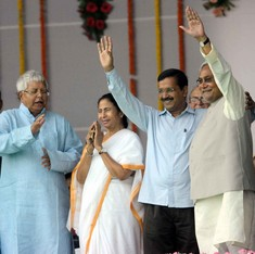 Has Arvind Kejriwal finally realised that he needs friends to succeed?