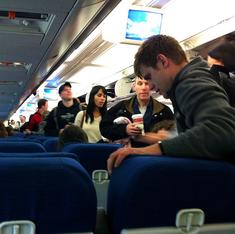 The rise of the whiny air passenger