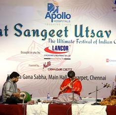 Ragas in the rain: Playing the blues in flood-wrecked Chennai